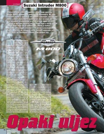 076-083 Suzuki Intruder M800