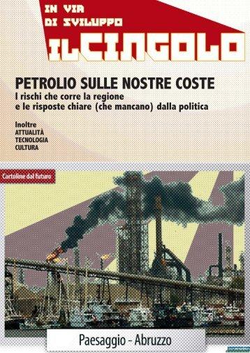 Petrolio sulle nostre coste - Valle del Trigno
