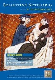 Ottobre 2012 - Ordine dei Medici di Bologna