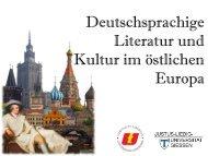 Powerpointpräsentation zur Vorstellung des Studiengangs in Lodz ...