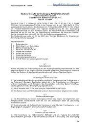 Studienordnung für den Studiengang Wirtschaftsmathematik mit ...