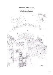 KAMPBOEKJE 2013.pdf - CHIRO Oud-Heverlee