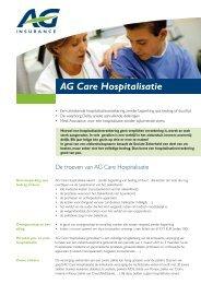 De troeven - AG Insurance