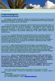 Meno dieci a Dies palmarum - Clamer Informa