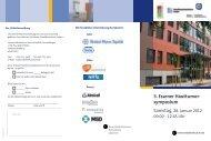 3. Essener Hauttumor- symposium - Universitätsklinikum Essen