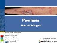 Psoriasis - Universitätsklinikum Essen