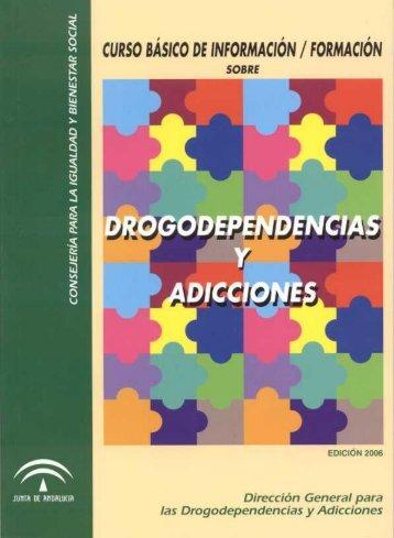 curso básico de información / formación sobre drogodependencias y