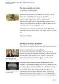 Wenn Gedanken krank machen - der Nocebo-Effekt - WDR.de - Page 2