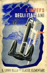 L'impero degli Italiani - Associazione culturale amici per la storia