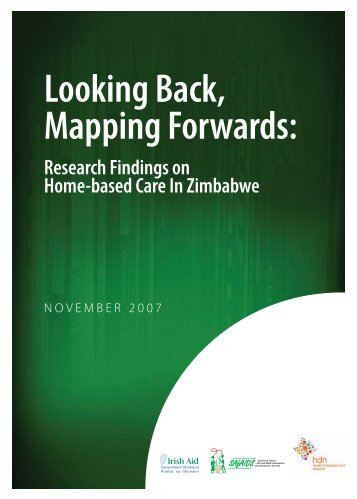 Looking back, mapping forwards - SAfAIDS