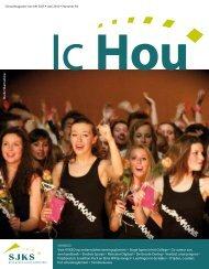 IC Hou - juni 2012 - SJKS