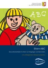 Eltern-ABC - Schleswig-Holstein