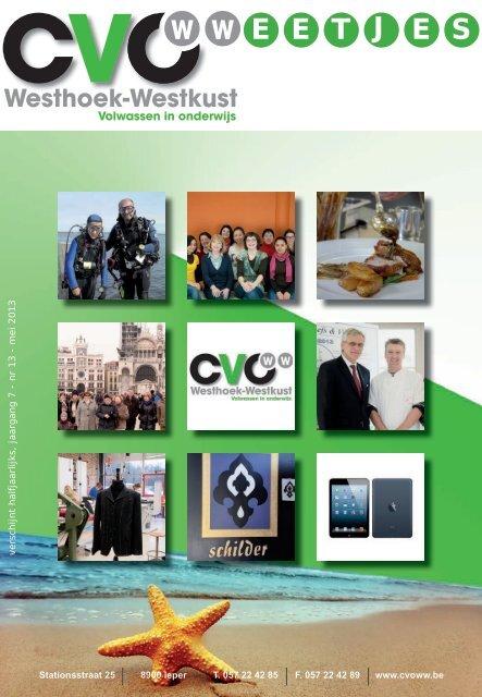 CVOWWeetjes (pdf - 4,79 MB) - CVO Westhoek-Westkust