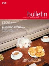 Seduzione - Credit Suisse eMagazine