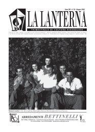 La Lanterna n°82 giugno 2008 - Fondazione Sanguanini