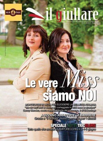 Anno 2 – Numero 19 – Maggio 2011 - Il Giullare