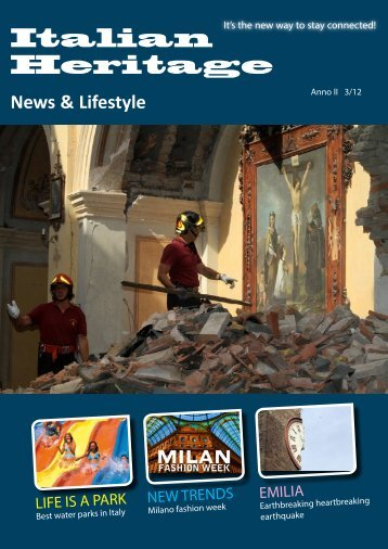 Cucinare Italiano - Italian Heritage Magazine