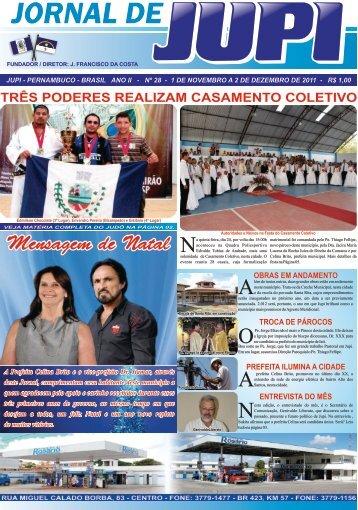 três poderes realizam casamento coletivo - Prefeitura Municipal de ...