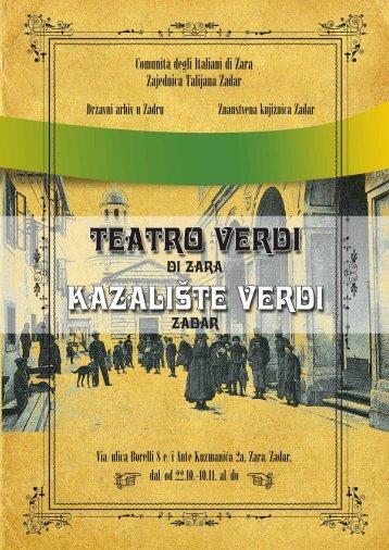 Comunita degli Italiani di Zara Zajednica Talijana Zadar