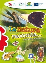 Quaderno didattico - LA NATURA RACCONTA... (new!) - Life Gargano