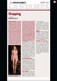 Download Press - PDF - MAGARIA COUTURE by Liliana Conti
