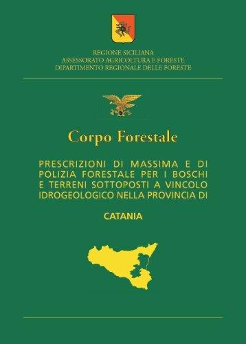 Impaginato catania - Regione Siciliana