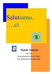 Il Settore - Regione Campania