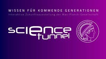 "Der ""Science Tunnel 3.0"" - Universität Paderborn"