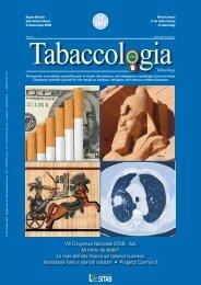 Scarica n. 1-2/2012 - Società Italiana di Tabaccologia