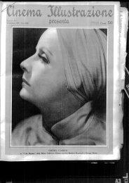 Page 1 Page 2 Page 3 Sono la cameriera particolare di Mae West ...