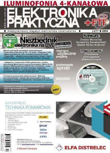 Elektronika Praktyczna 2/2012 - UlubionyKiosk