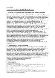 Volker Briese - Universität Paderborn