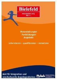 Programm 2013 - Universität Paderborn