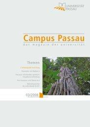 Campus Passau - Universität Passau