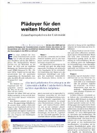 gelangen Sie zum Artikel. - Universität Passau