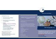 ZfL-Vortragsreihe 2013 - Universität Potsdam