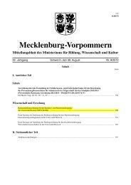 Rahmenprüfungsordnung für die Bachelor- und Masterstudiengänge