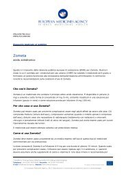 Zometa, INN-zoledronic acid - European Medicines Agency - Europa