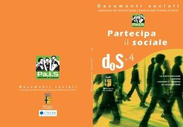 Partecipa il sociale - Forum PA