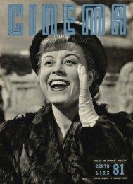 Cinema 1952 numero 81 - Holmes