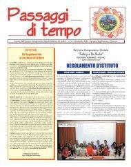 n° 11 - novembre 2009 - Istituto Comprensivo Statale ''Fabrizio De ...