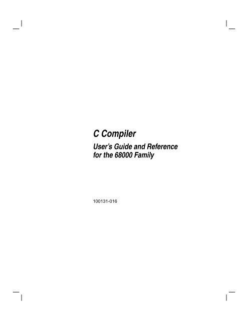 C Compiler - Mikro.fh-konstanz.de