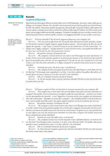 Ruzzante La guerra di Ruzzante T67 ON LINE - Palumbo Editore