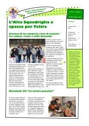 Diario di bordo Alta SQ.pdf - Gruppo Scout Istrana 1