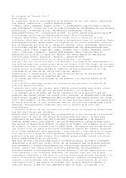 """El concepto de """"Coraje Civil"""" Bibliografía El siguiente texto es una ..."""