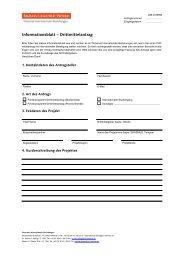Formular und Merkblatt - Bauhaus-Universität Weimar