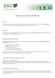allgemeine technische richtlinien.pdf - B&D electronic print Limited ...