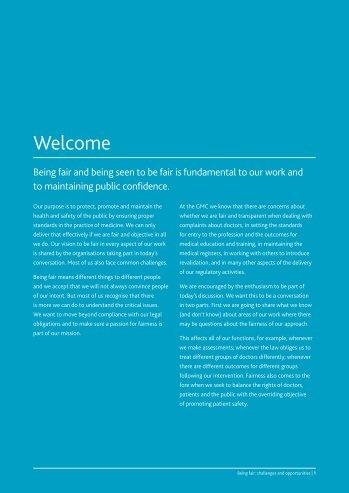 Delegate booklet - General Medical Council