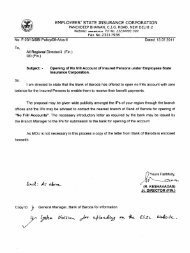 Letter dated 13.07.2011 from Fin.& A/c Br.II on the subject Opening of