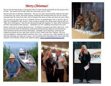 Merry Christmas! - Elisabeth Andersen's Blog